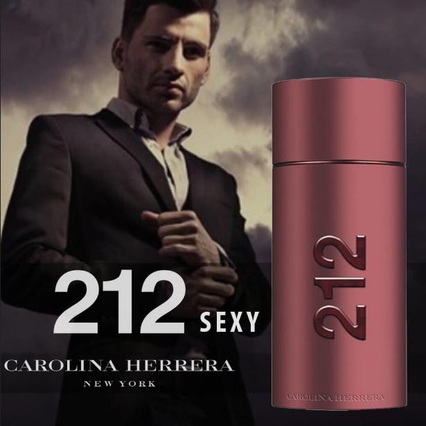 212 SEXY MEN EAU DE TOILETTE  CAROLINA HERRERA