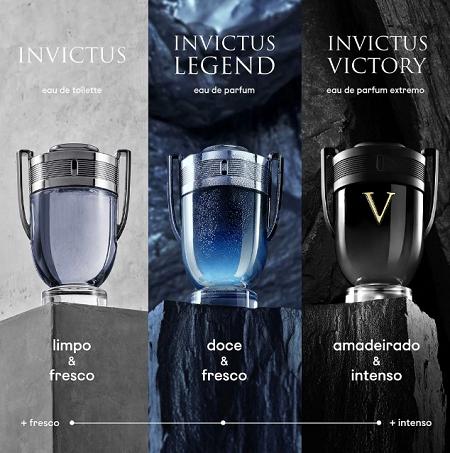 INVICTUS  VICTORY  PACO RABANNE EAU DE PARFUM