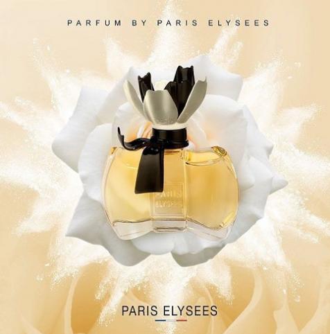 LA PETITE FLEUR BLANCE PARIS ELYSESS 100 ml