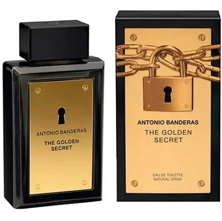 THE  SECRET GOLDEN- ANTONIO BANDEIRAS