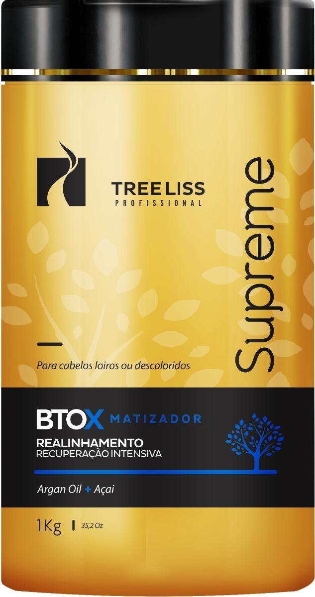 Btox Supreme Mandioca - Tree Liss