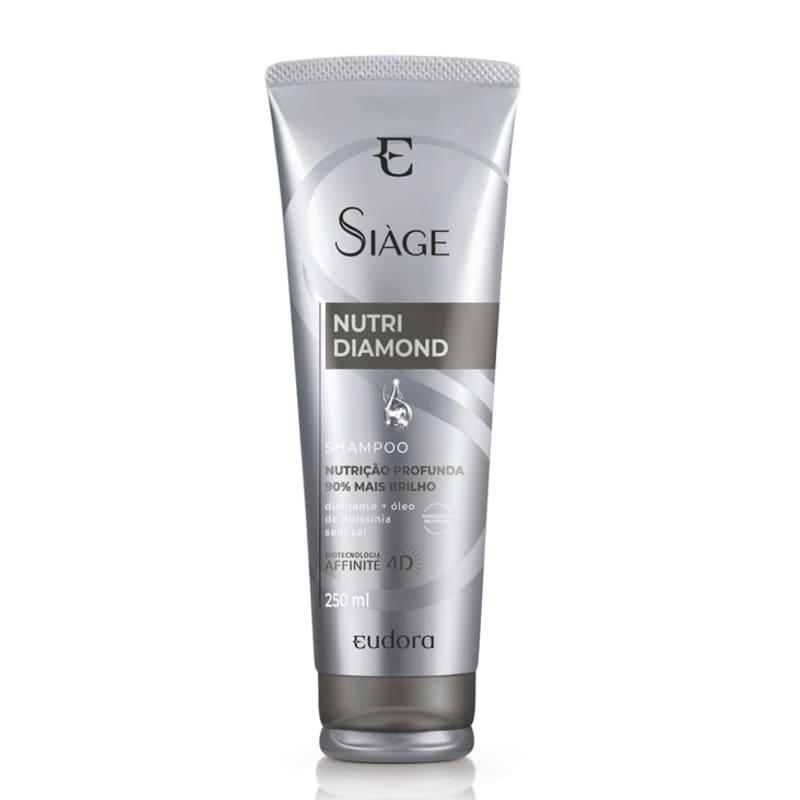 Shampoo Siàge Nutri Diamond 250ml 4D
