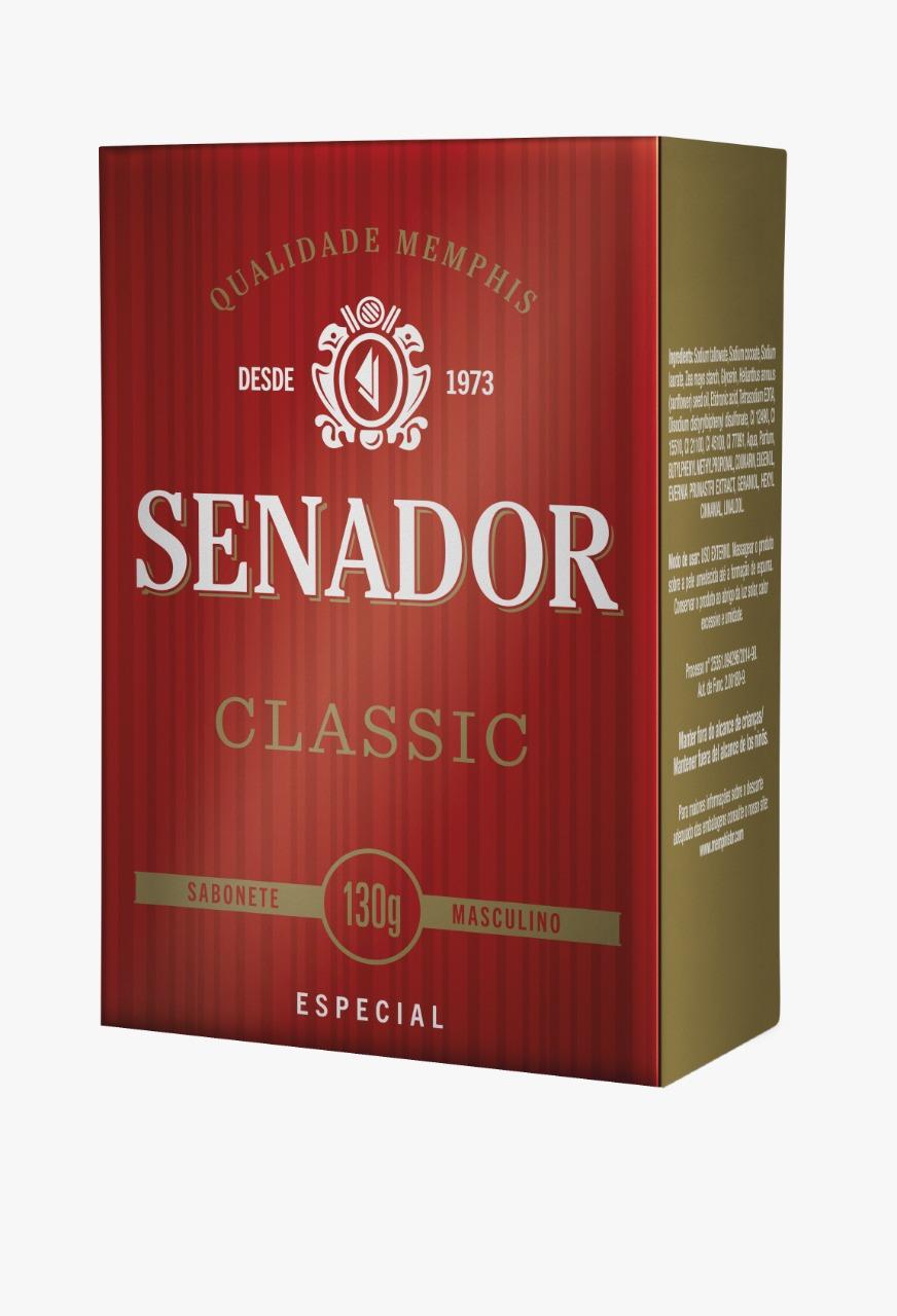 Sabonete Senador Classic 130g