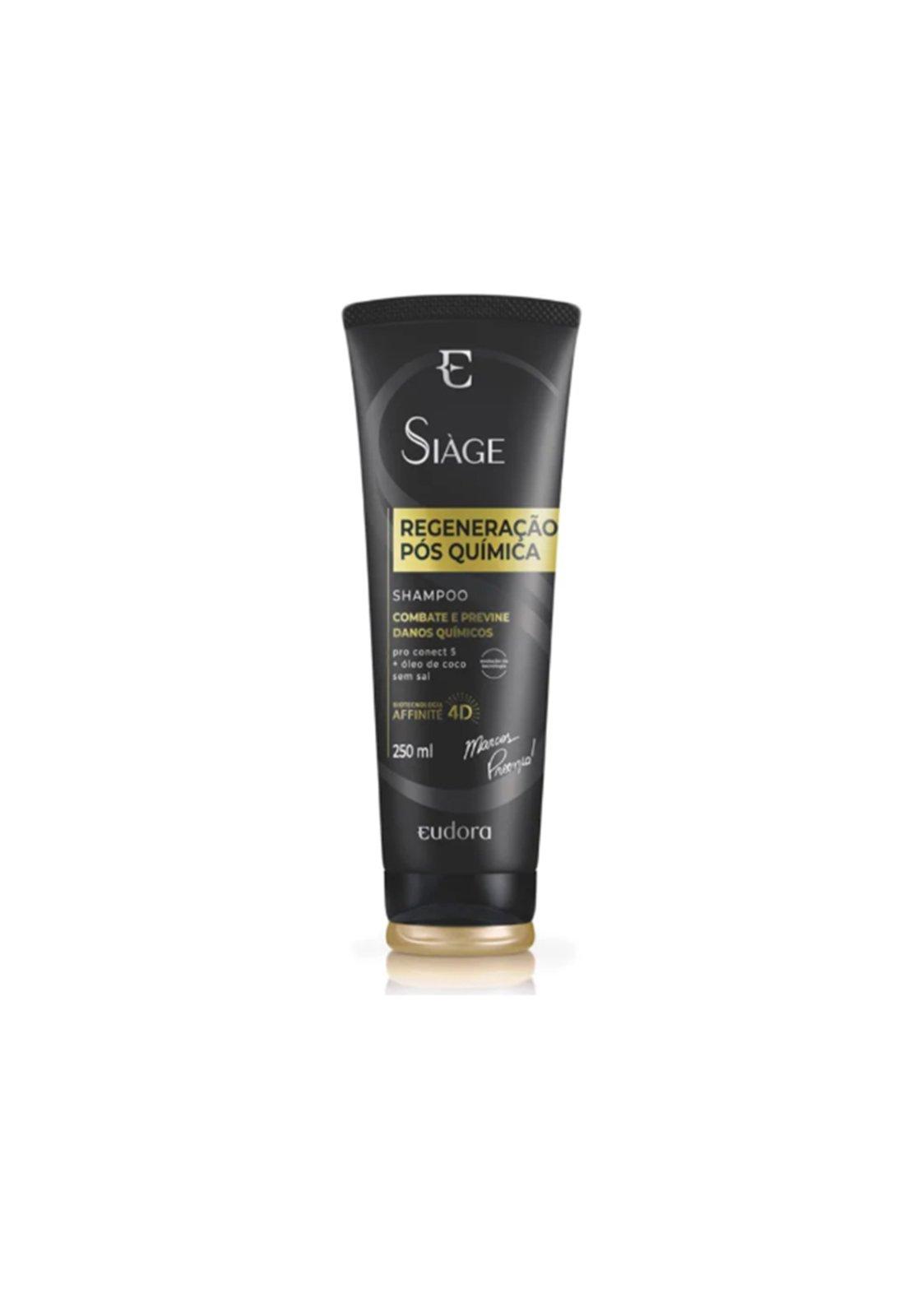 Shampoo Regeneração Pós Química - Siàge