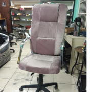 Cadeira Presidente Luxo F4852- Bege