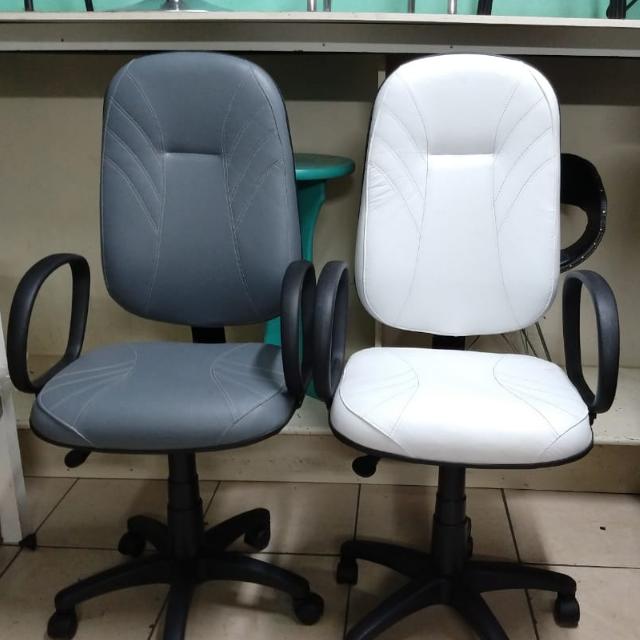 Cadeira Presidente Gomos T452 Cinza