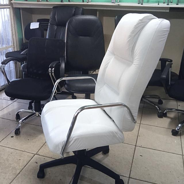 Cadeira Presidente Luxo F4851- Branco