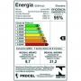 Chuveiro elétrico Futura Multi Bco 6800W 220V - Lorenzetti - 4046900