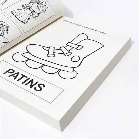 365 Desenhos para Meninas - Para cada dia do Ano tem 01 Desenho para Colorir - Divirta-se e Separe seus lápis e escolha suas cores favoritas para realizar suas atividades.