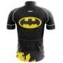 Camisa Ciclismo Brk Batman com UV 50+