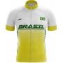 Camisa Ciclismo Brk Brasil com UV 50+