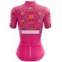 Camisa Ciclismo Brk Feminina Girl Power com UV 50+