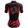 Camisa Ciclismo Brk Feminina Pantera com UV 50+