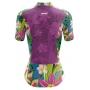 Camisa Ciclismo Brk Feminina Tropical 2 com UV 50+