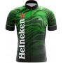 Camisa Ciclismo Brk Heineken com UV 50+