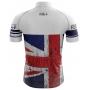 Camisa Ciclismo Brk Inglaterra Retrô com UV 50+