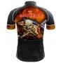 Camisa  Ciclismo Brk Iron Maiden com UV 50+
