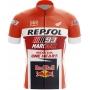 Camisa Ciclismo Brk Marc Márquez com UV 50+