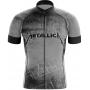 Camisa Ciclismo Brk Metallica com UV 50+
