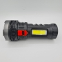 Lanterna Recarregável USB Led Alto Brilho