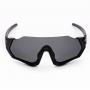 Óculos de Ciclismo Polarizado Brk Sportwave 01 Preto