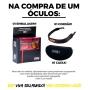 Óculos de Ciclismo Polarizado Brk Sportwave 03 Camaleão Preto