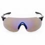 Óculos de Ciclismo Polarizado Brk Sunrise 06 Preto e Azul