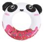 Boia circular infantil panda e unicórnio Belfix