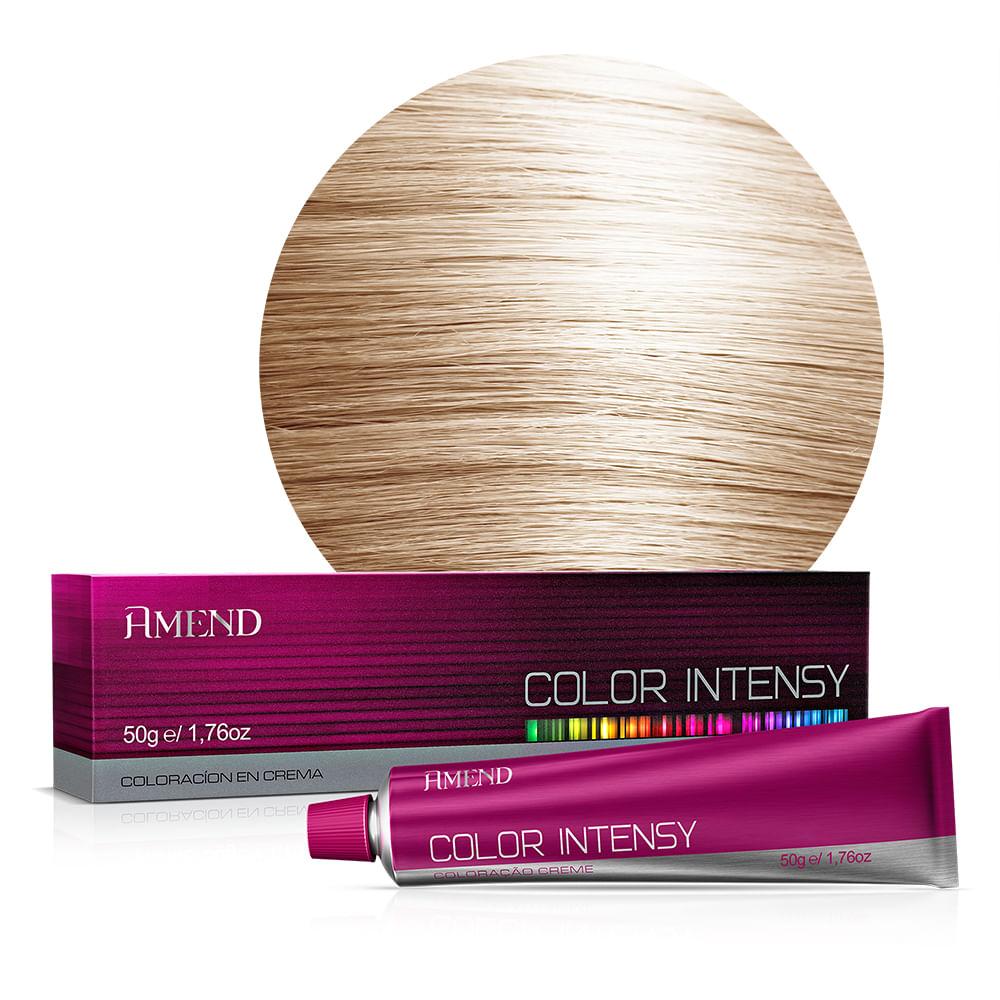 Coloração 10.0 Louro Claríssimo Color Intensy Amend - 50g