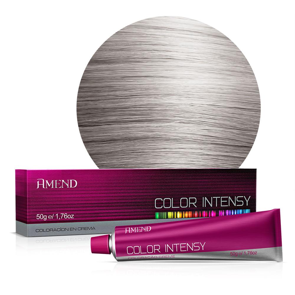 Coloração 12.1 Louro Claro Acinzentado Especial Color Intensy Amend - 50g