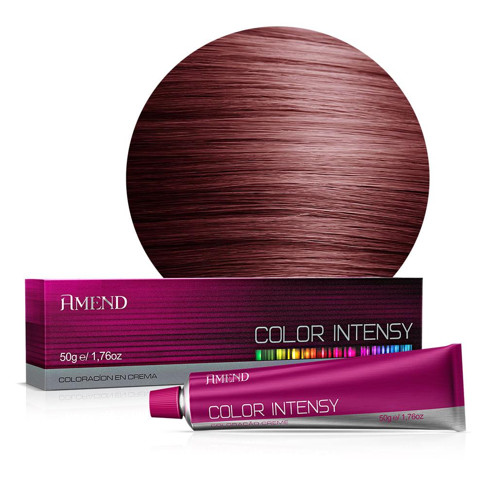 Coloração 4.66 Castanho Médio Vermelho Intenso Color Intensy Amend - 50g