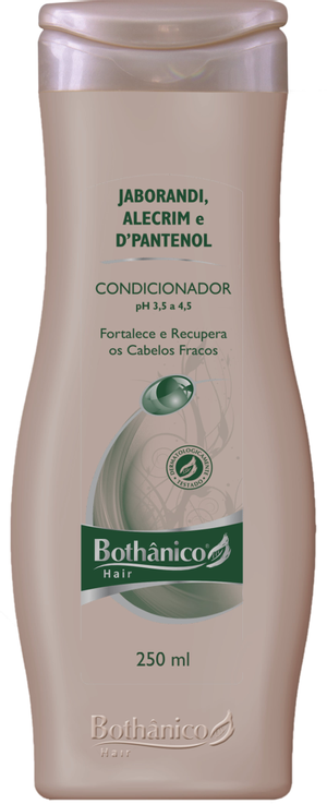BOTHANICO JABORANDI COND 250ML