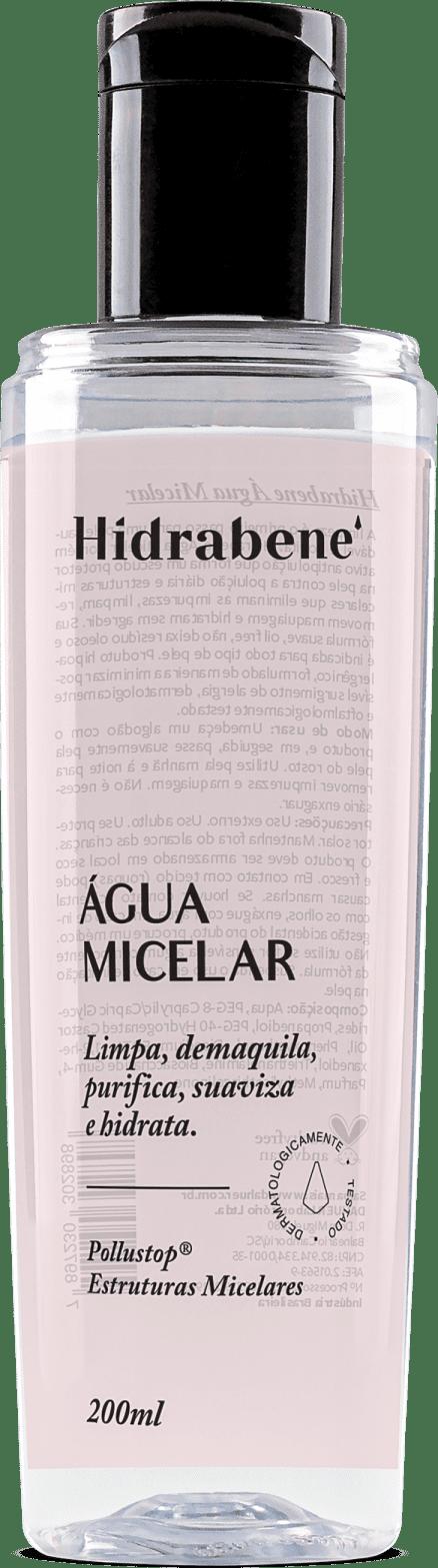 HIDRABENE AGUA MICELAR 200ML