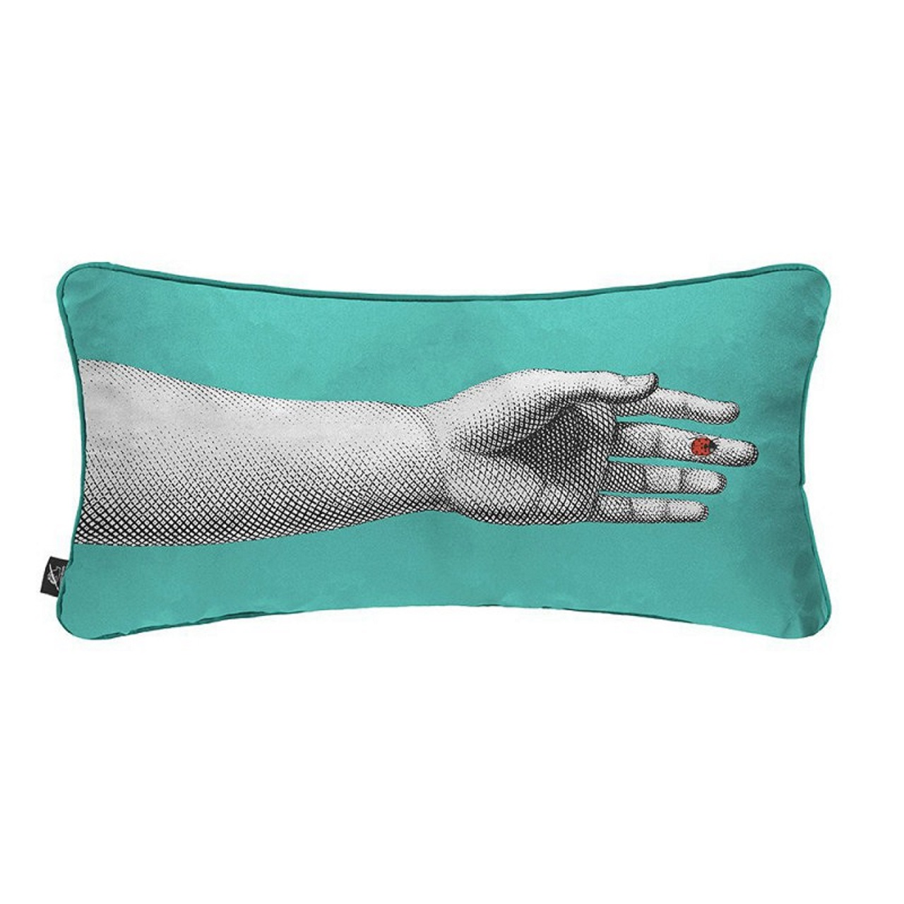 Almofada Mão | verde