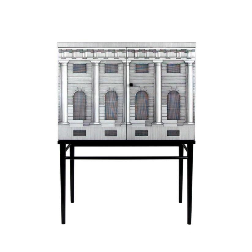 Aparador Architettura | branco e preto