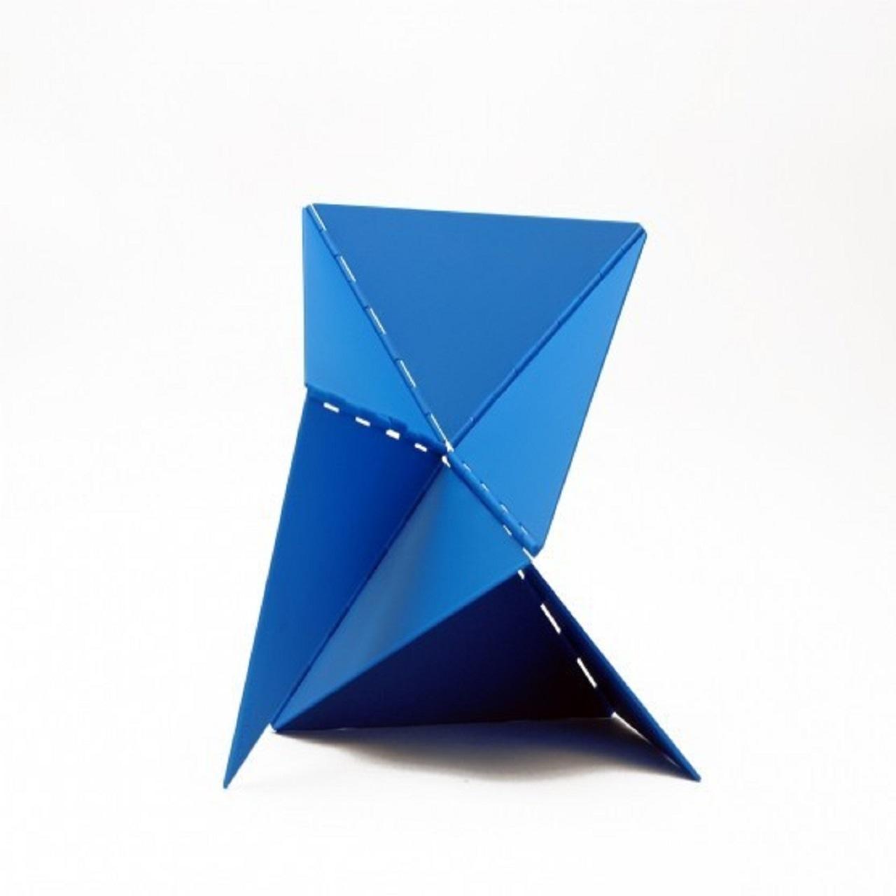 Bicho Caranguejo Duplo | azul