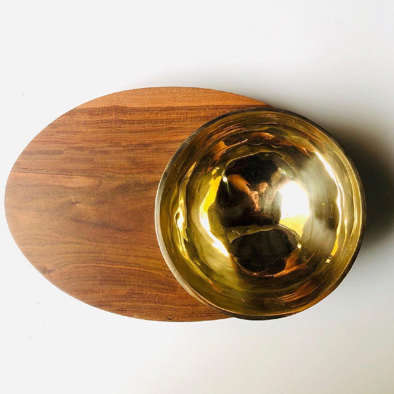Bowl Bolo Voador G | bronze