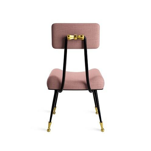 Cadeira Lady | rosa