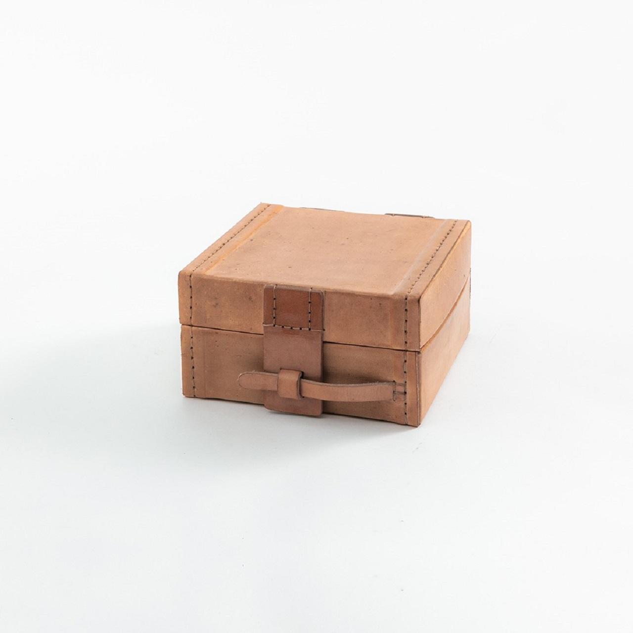 Caixa Q Reto P | Areia