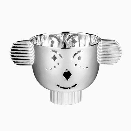 Castiçal Pipoz | prata