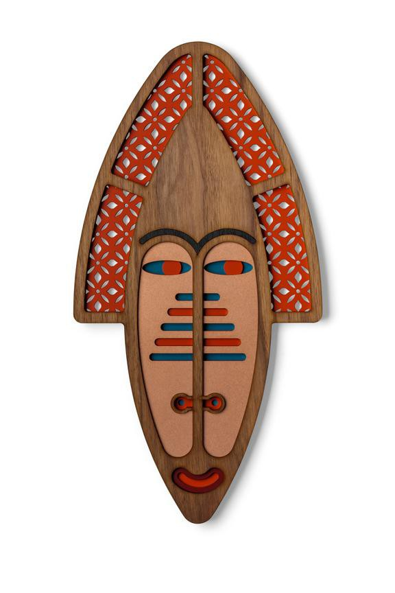 Chili Mask N.8 Small