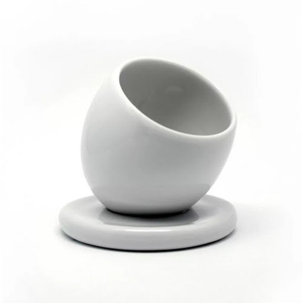 Copo para café o Equilibrista | branco
