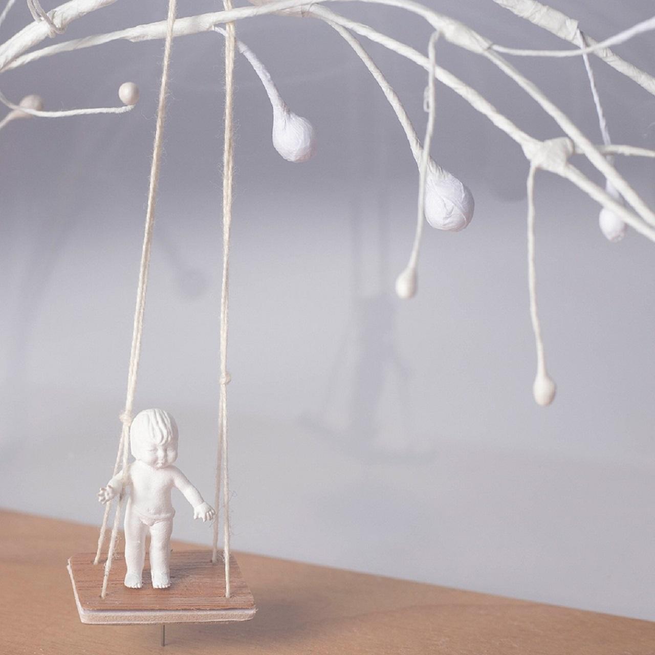 Escultura P (MAIS) Balanços