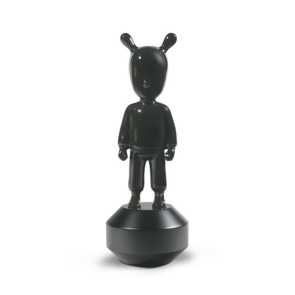 Escultura The Black Guest Little
