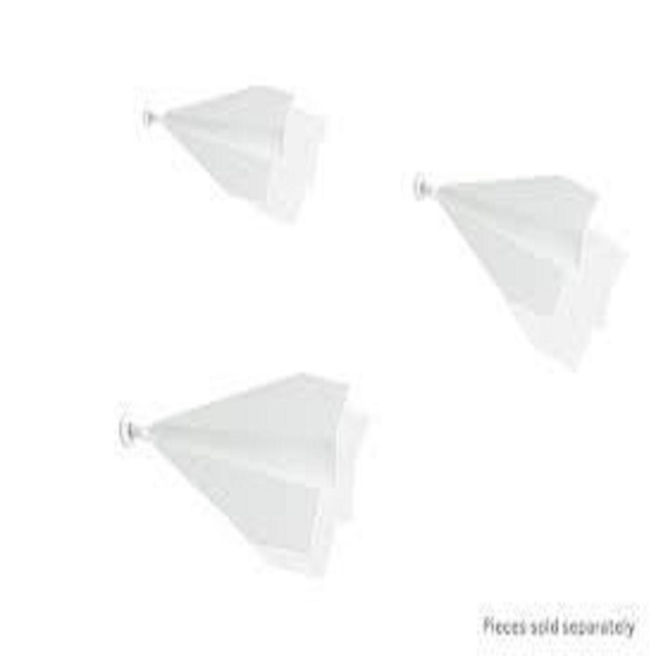 Escultura Trio Aviãozinho de Parede P | branco