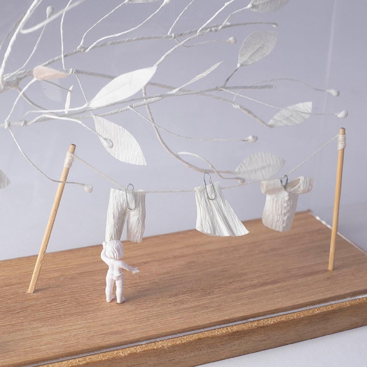 Escultura Varal