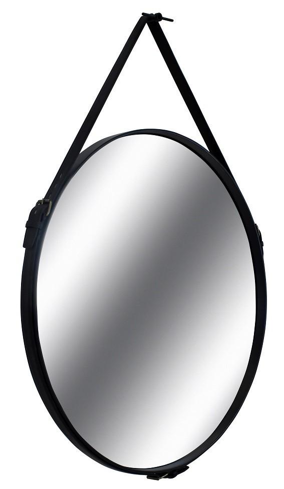 Espelho Prata Silverstone | preto