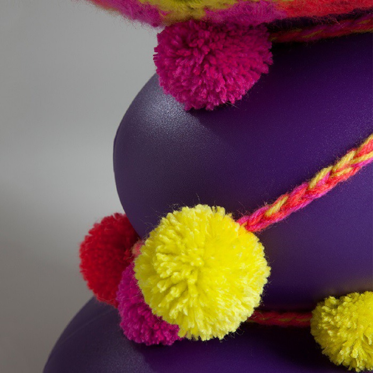 Goma por 13pompons | roxo