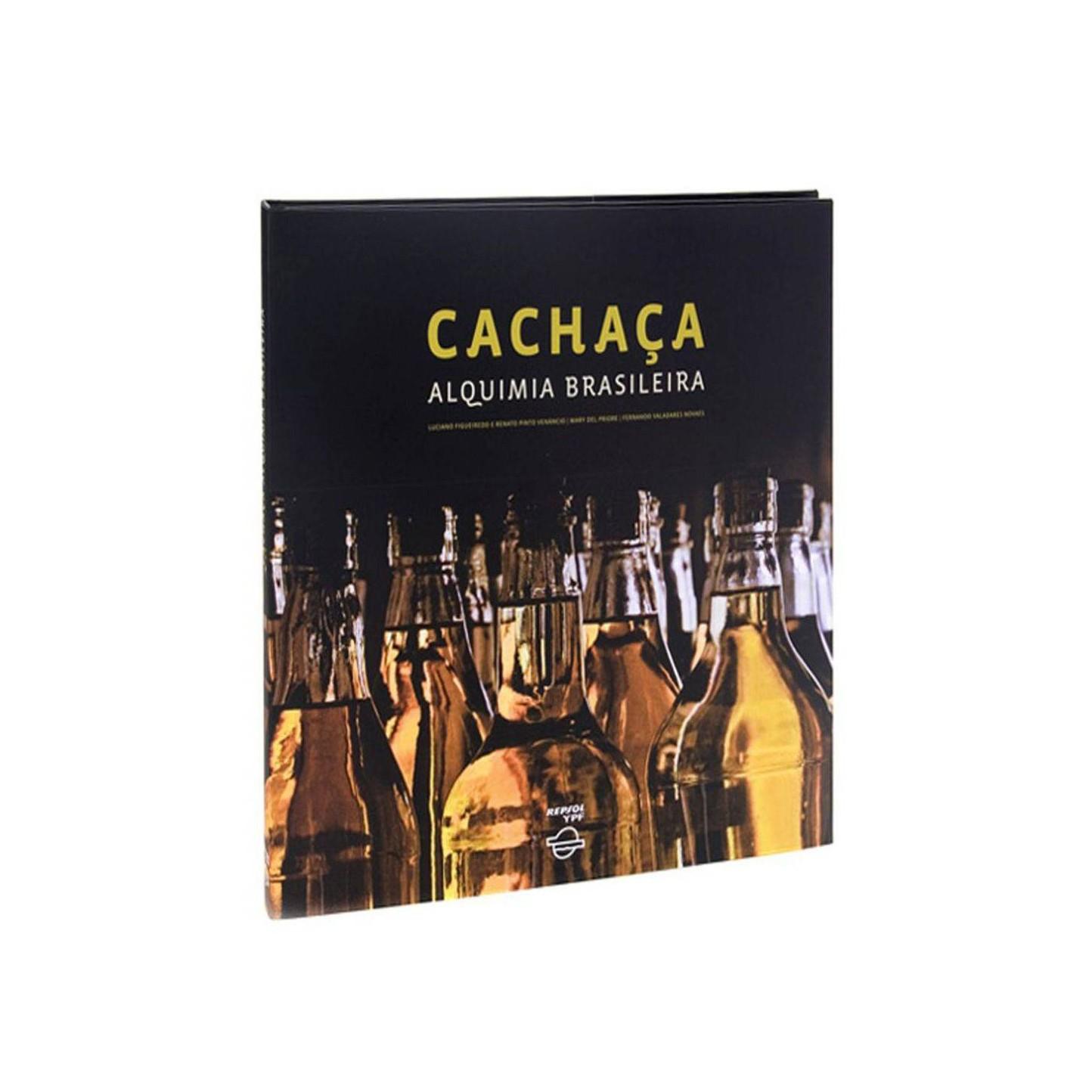 Livro Cachaça- Alquimia Brasileira