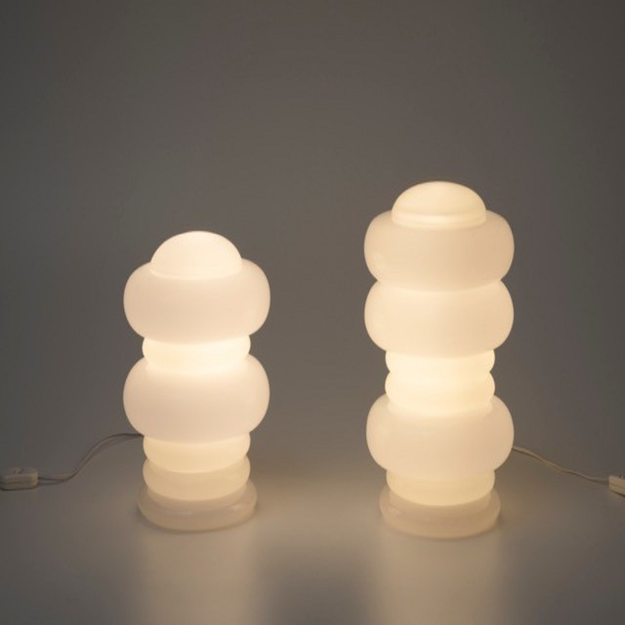 Luminária Argola G | branca